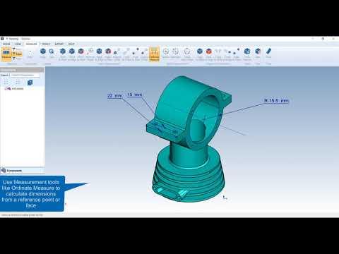 STEP File Viewer, STP Viewer – Glovius CAD Viewer