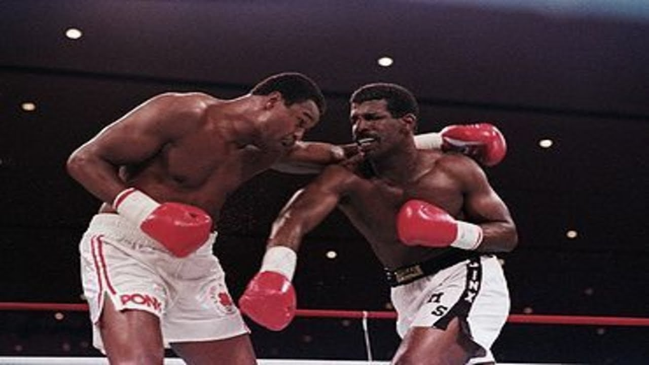 """Michael """"Jinx"""" Spinks - Highlights & Knockouts - YouTube"""