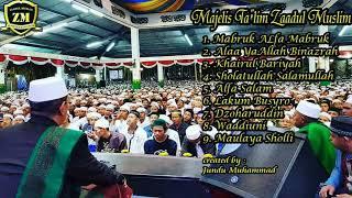 Zaadul Muslim - Terbaru Kumpulan Sholawat (The Best Quality)