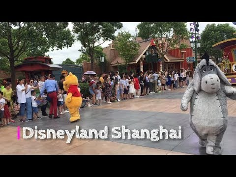 Inside Tour of Biggest Disneyland | Shanghai Disneyland