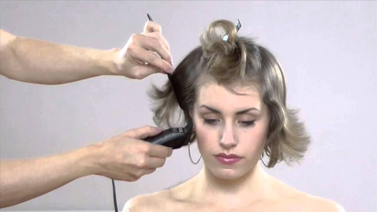Eton Crop Haircut Tutorial By Blade Bone For Totalrestyle Com