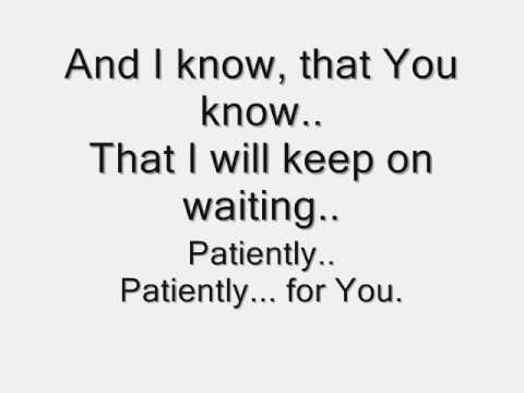 Emma Lahana (Kira Ford) - Patiently [ Lyrics on Screen - HQ ]