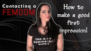 How to Contact a Domme or Mistress