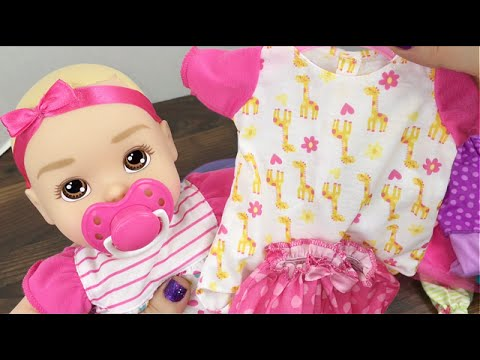 new honestly cute target baby doll and accessories haul youtube. Black Bedroom Furniture Sets. Home Design Ideas