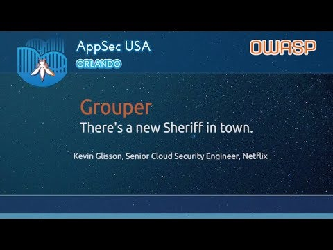 There's a new sheriff in town; dynamic security group recommendations with Grouper and Dredge