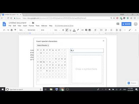 Long Dash And Em-Dash In Google Docs, How To Add Em-dash And Make It Automatic | Hi-Tech Learning