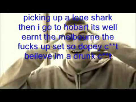 Kerser - Deadset (LYRICS)