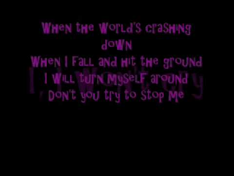 Avril Lavigne  Alice Underground *lyrics*