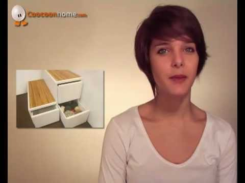 toutes les astuces pour am nager son studio youtube. Black Bedroom Furniture Sets. Home Design Ideas