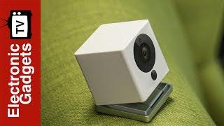 Surveillance camera and wireless security cameras