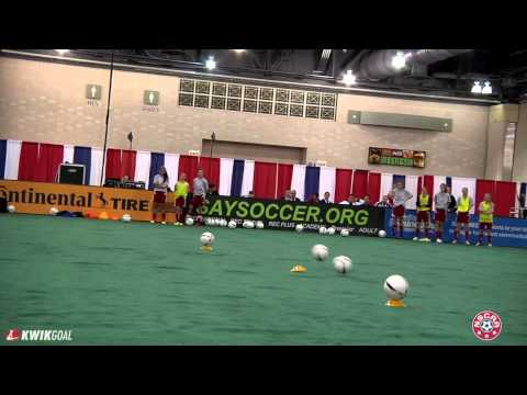 "Kristine Lilly ""Teaching Effective Use of Skills,"" NSCAA Convention 2014"