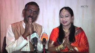 YB P.Kamalanathan Deepavali Wishes 2013