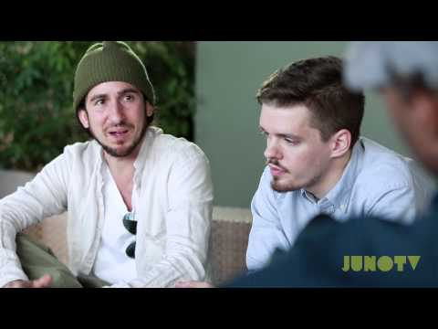 Walk Off the Earth Interview (2013) Presented by JUNO TV's 'Q/A'
