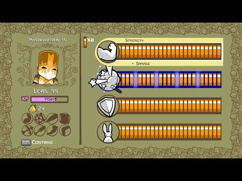 How To Instant LvL Your Castle Crashers Character - Cheat Engine - PC Only UPDATED