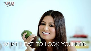 What I Eat To Look Younger | Anti aging foods
