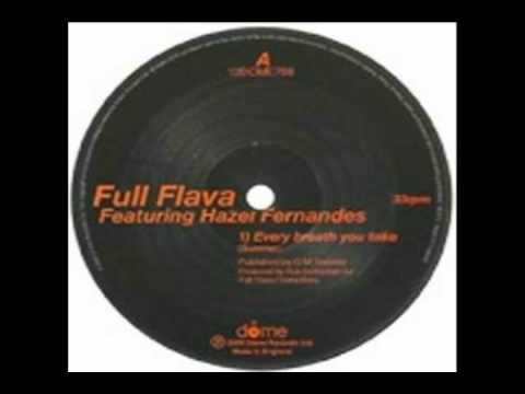 「Every breath you TAKE」-Full Flava/Hazel Fernandes