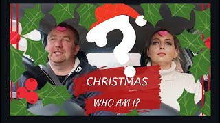 CHRISTMAS 'WHO AM I? GAME - Tanya Louise