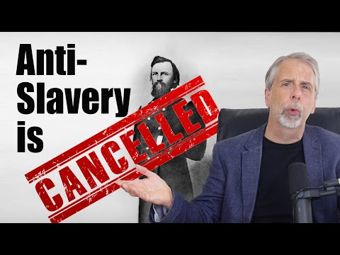Anti-slavery Is CANCELLED | The Mallen Baker Show