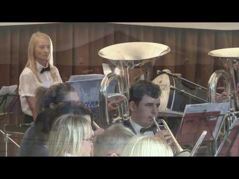 Stacksteads Band - Bolsover Festival of Brass 2016