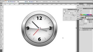 How to Create an Alarm Clock Icon