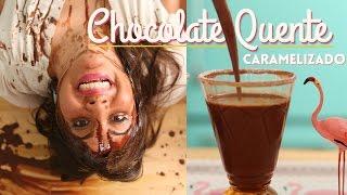 CHOCOLATE QUENTE CARAMELIZADO HIPER CREMOSO