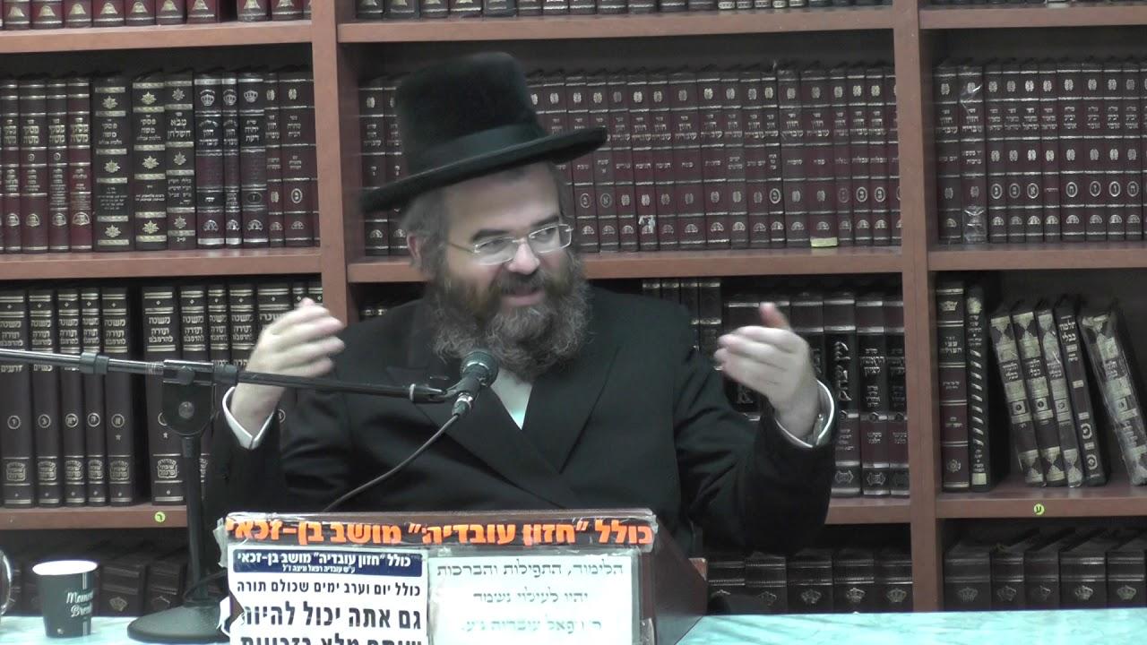 הרב מרדכי הלוי אינגלמן :הנגיעות האישיות המסתתרות מתחת לטענות קורח ועדתו ומוסר ההשכל לכל אחד מאתנו .
