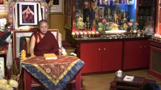 Lamrim Teaching (3/6/16)  with Geshe Ngawang Tenley