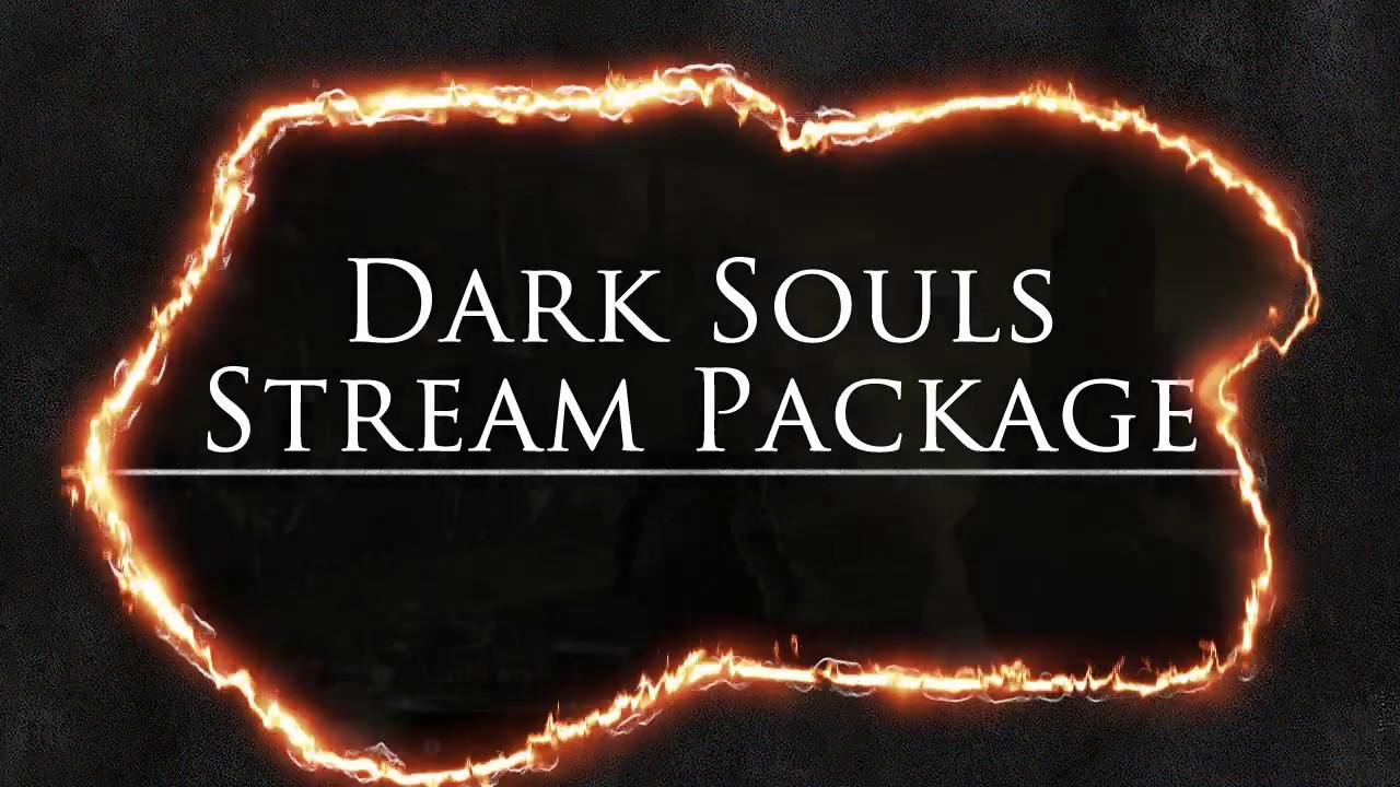 Dark Souls Theme Stream Pack