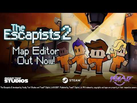 The Escapists 2 adds free map editor for PC - VideoGamer com