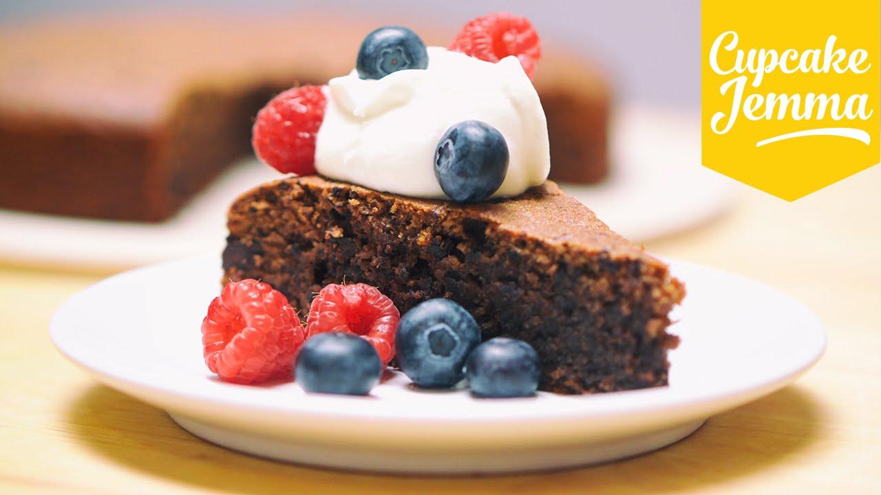 Cupcake Jemma Cake Recipe: Gluten-Free Flourless Chocolate Cake