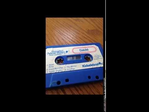 The David Songs - Kidselebration