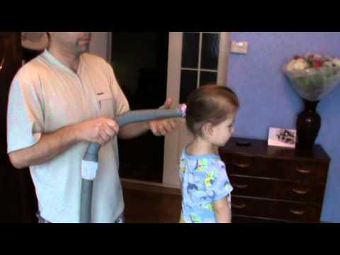 Прически на средние, длинные волосы  Крупные локоны утюжком   Зачіски на середнє, довге волосся