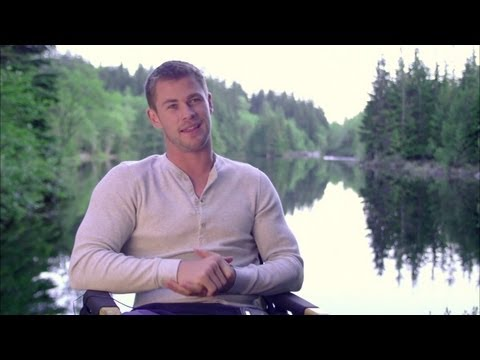 Chris Hemsworth 'The Cabin in the Woods' Interview