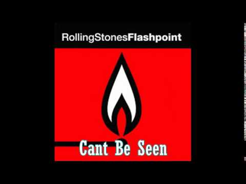 The Rolling Stones - Flashpoint - Cant Be Seen mp3