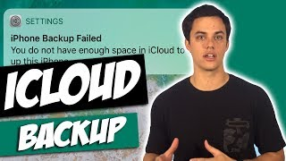 iCloud Backup Failed - You Do Not Have Enough Storage Solution