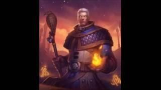 World of Warcraft - Legion Dalaran Khadgar Theme