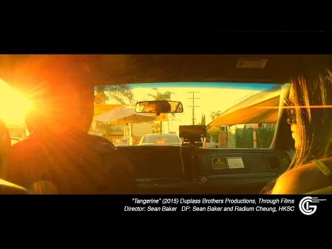 """""""Cinematography & Style of 'Tangerine'"""" with Director/DP Sean Baker"""