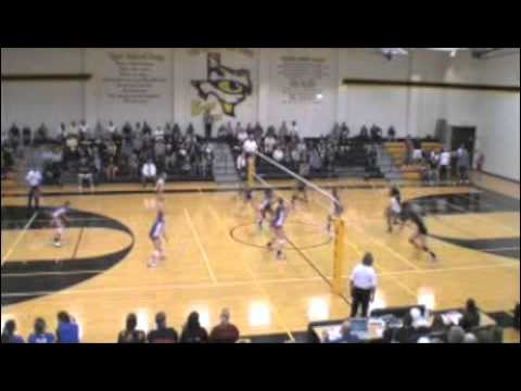 Avery Edwards 2011 Setter Recruiting Video - Cal P...