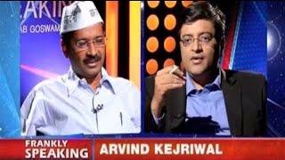 Frankly Speaking with Arvind Kejriwal - Full Episode