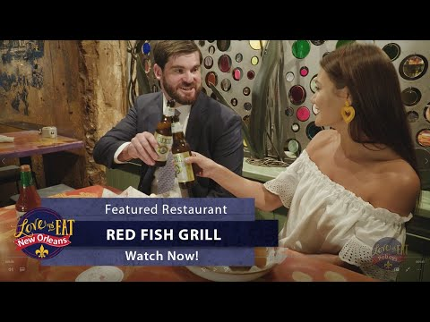 Seafood Poboy Edition - Red Fish Grill