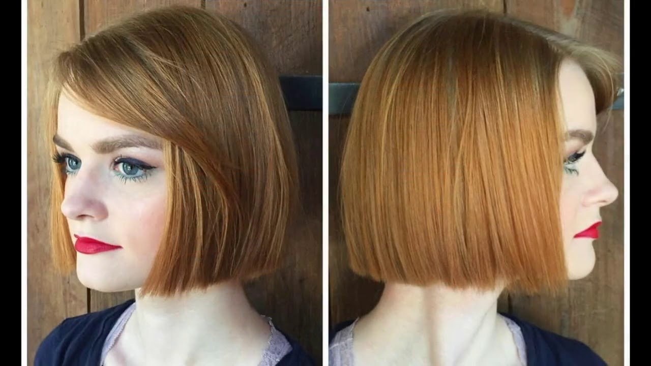 Bob Frisuren Hochstecken YouTube