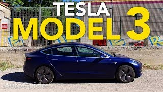 Tesla Model 3 Review, Walkaround and Drive: Does it Live Up to the Hype?