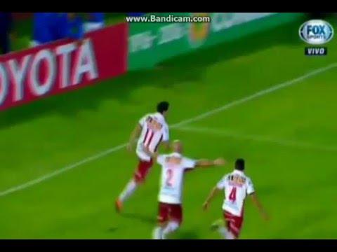 Huracán vs Sporting Cristal (4-2) Copa Libertadores 2016 - Grupo 4 Fecha 4