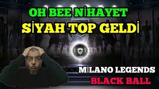 SONUNDA SİYAH TOP GELDİ PES 2018 MOBİLE TOP AÇILIMI