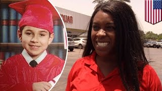 Kidnapped child saved: Hero pizza shop worker sees Amber Alert, saves Texas boy - TomoNews