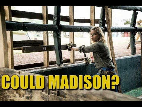 Fear The Walking Dead Madison Clark Discussion & Information - Could Madison Come Back?