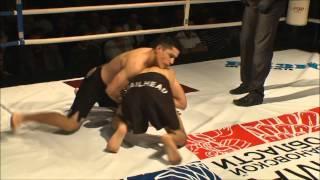 SEVEN FIGHT 2015 Иваново ММА Азам Гафоров vs Рахман Хусанов