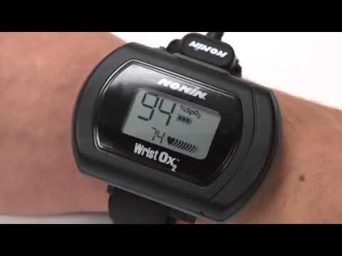 nonin-wristox2-3150-use-and-battery-change