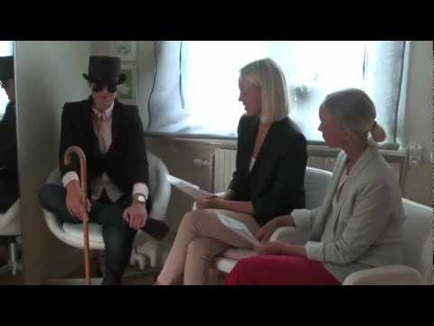 Interview with Charles Dickens English B 2012
