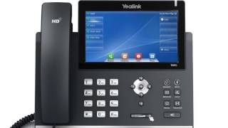 T48G IP Phone - General Overview